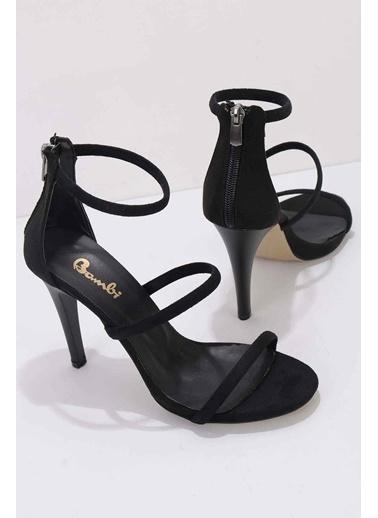 Bambi Abiye Ayakkabı Siyah